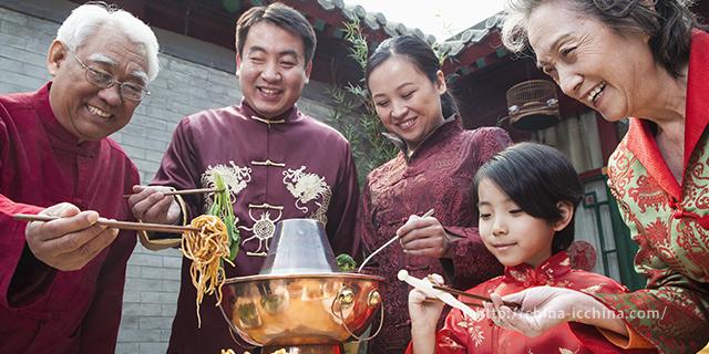 中国の食事マナーや習慣について。円卓テーブルは日本発祥!?